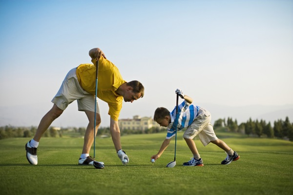 Enjoy a round of golf at the Lone Golf Estate