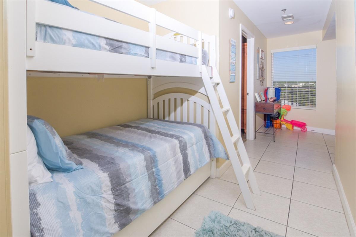 Hall bunks