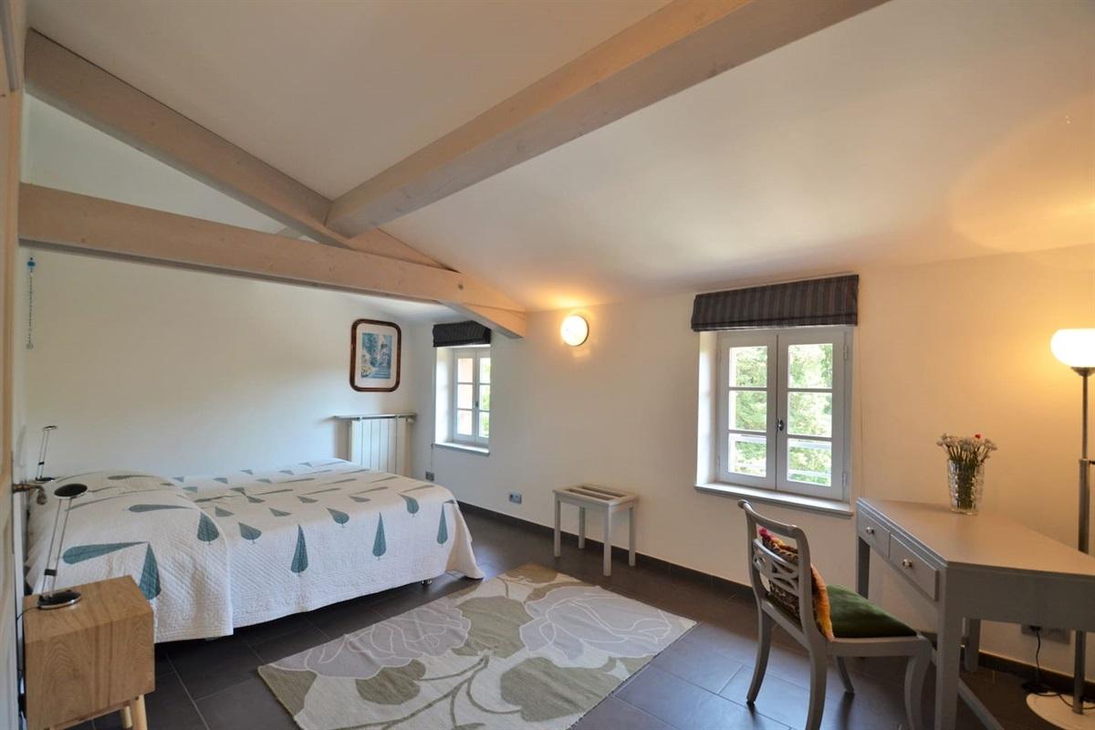 chambre 4 avec lit de 180 cm (ou 2 lits simples de 90cm)