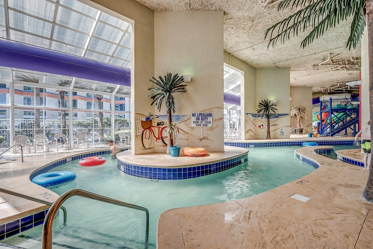 Inside or Outside, You're Going to Love the Lazy Rivers