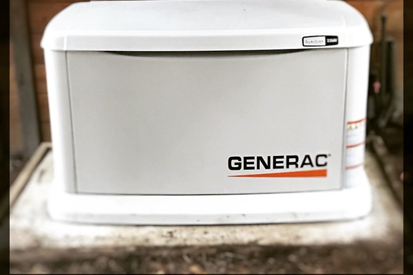 built in automatic whole-home generator