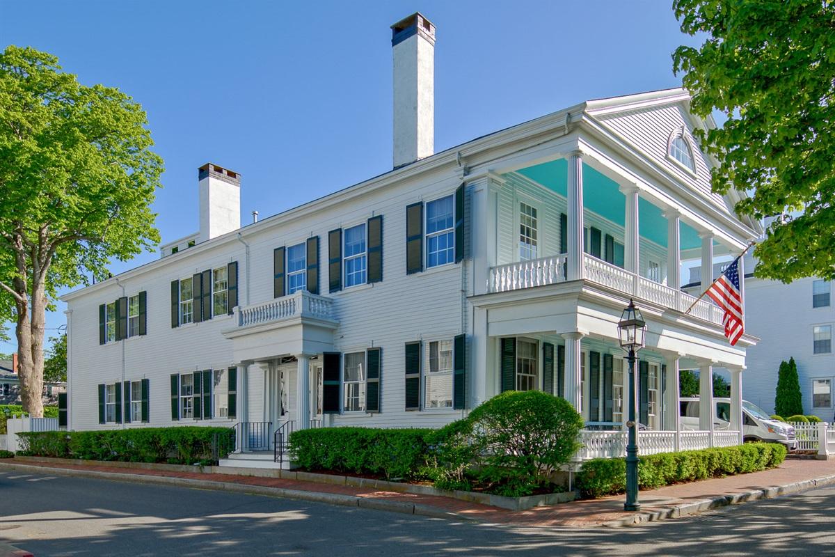 The Captain Morse House - Edgartown MA