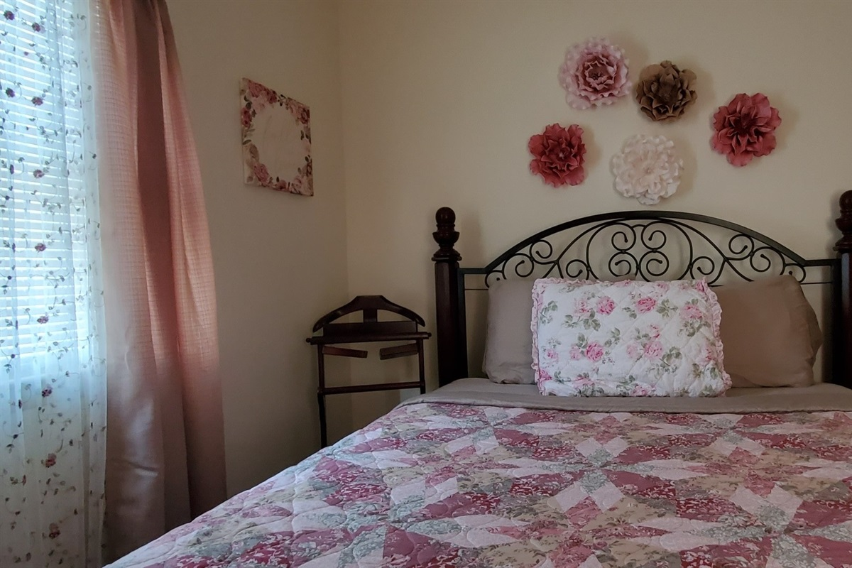 another view of one of the bedrooms!