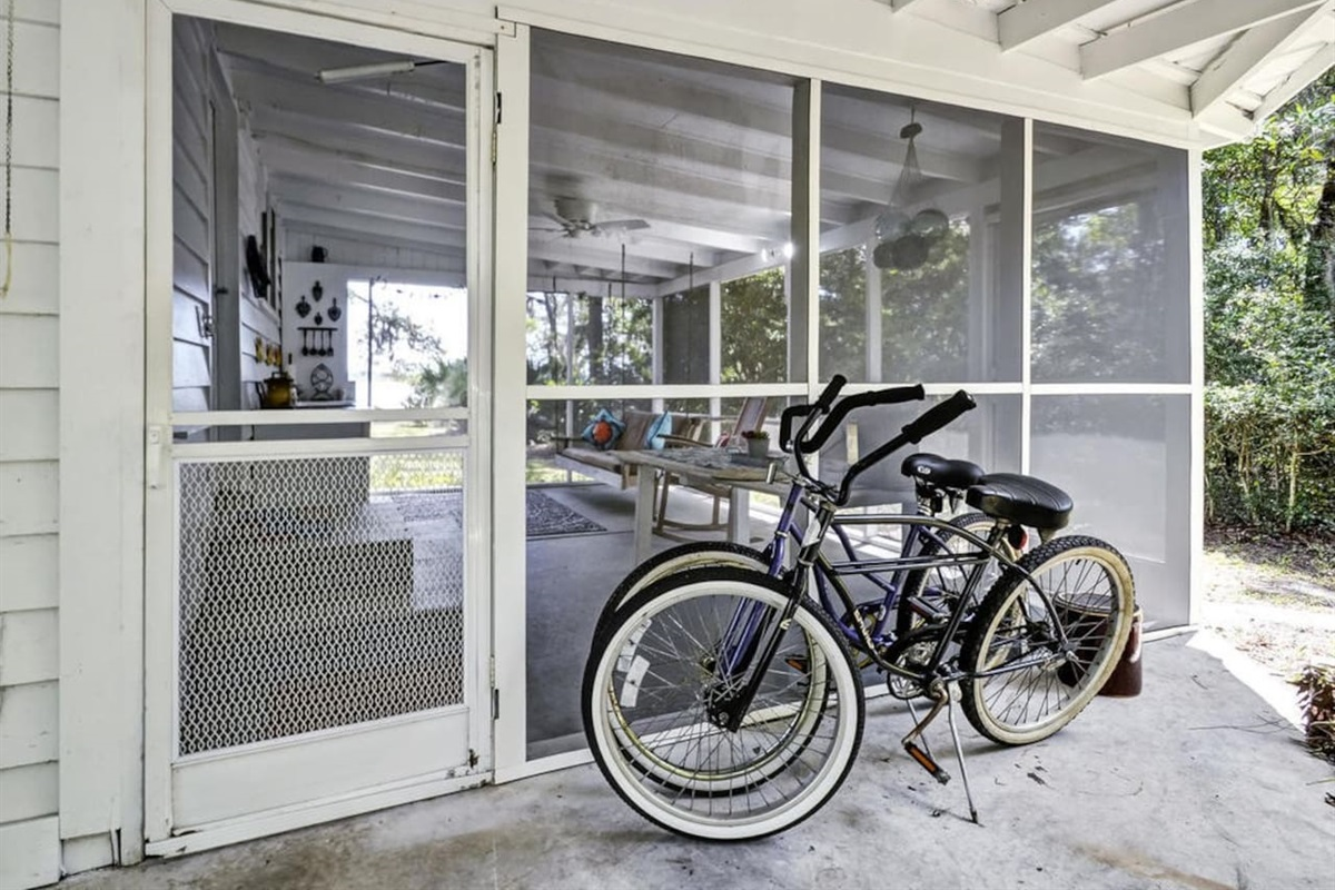 2 Bikes for Exploring