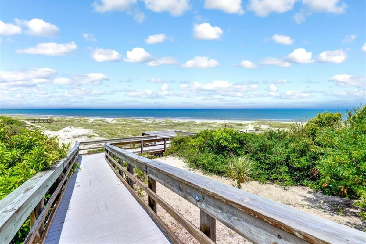 Amelia Island Fernandina Beach Vacations