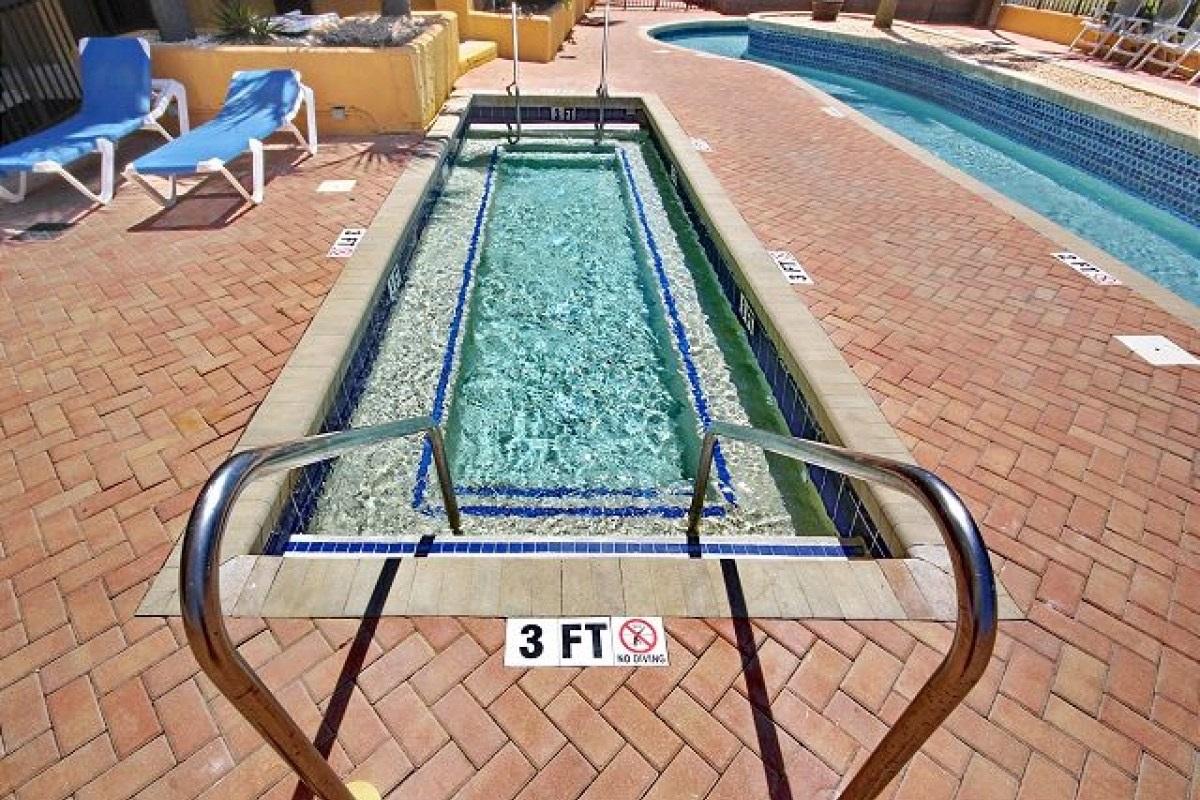 Spa at Resort Building