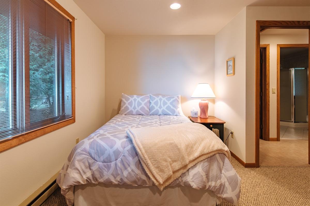 Bedroom #3 - Full Size