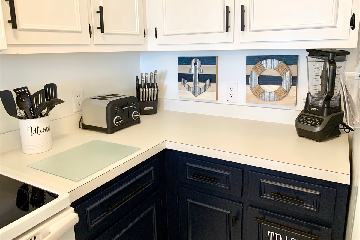 New small appliances ~ May 2020