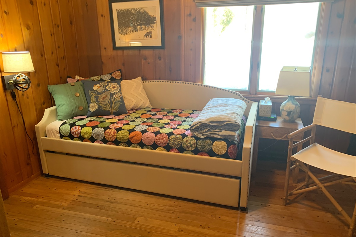 Bedroom # 3 Twin Trundle