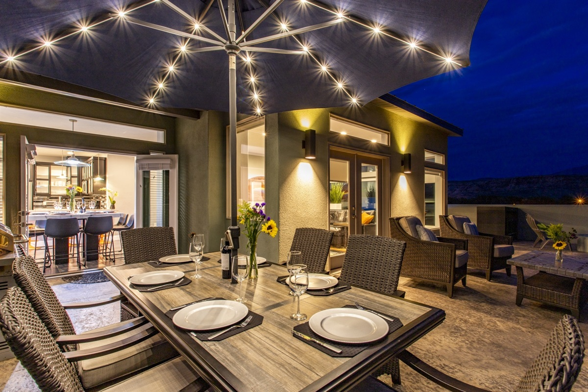 Outdoor Living for enitre group