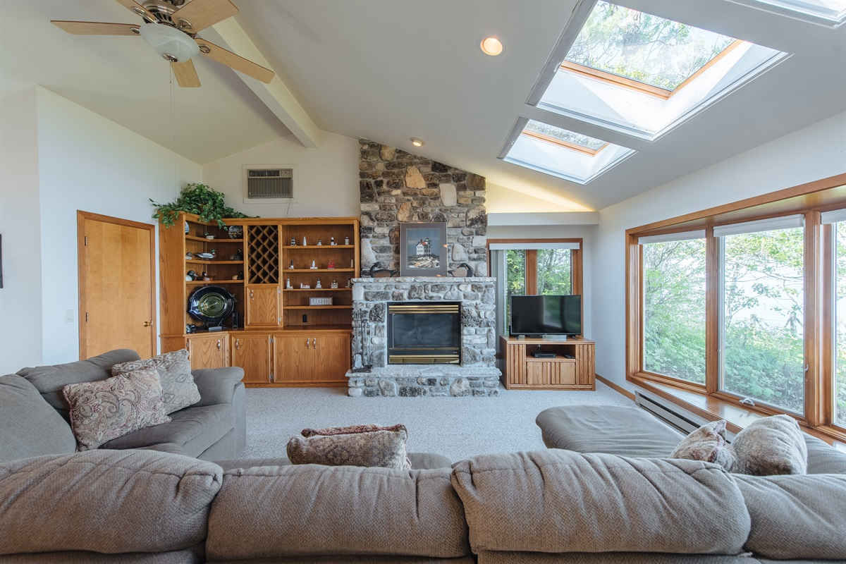 Family Room/Comfortable Sectional