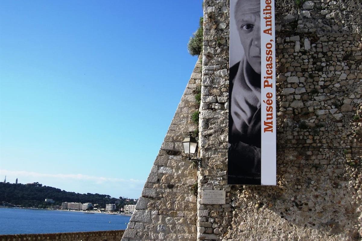 Musée Picasso Antibes Cote d'Azur