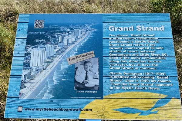 Some Fun Facts about the Myrtle Beach Boardwalk!!