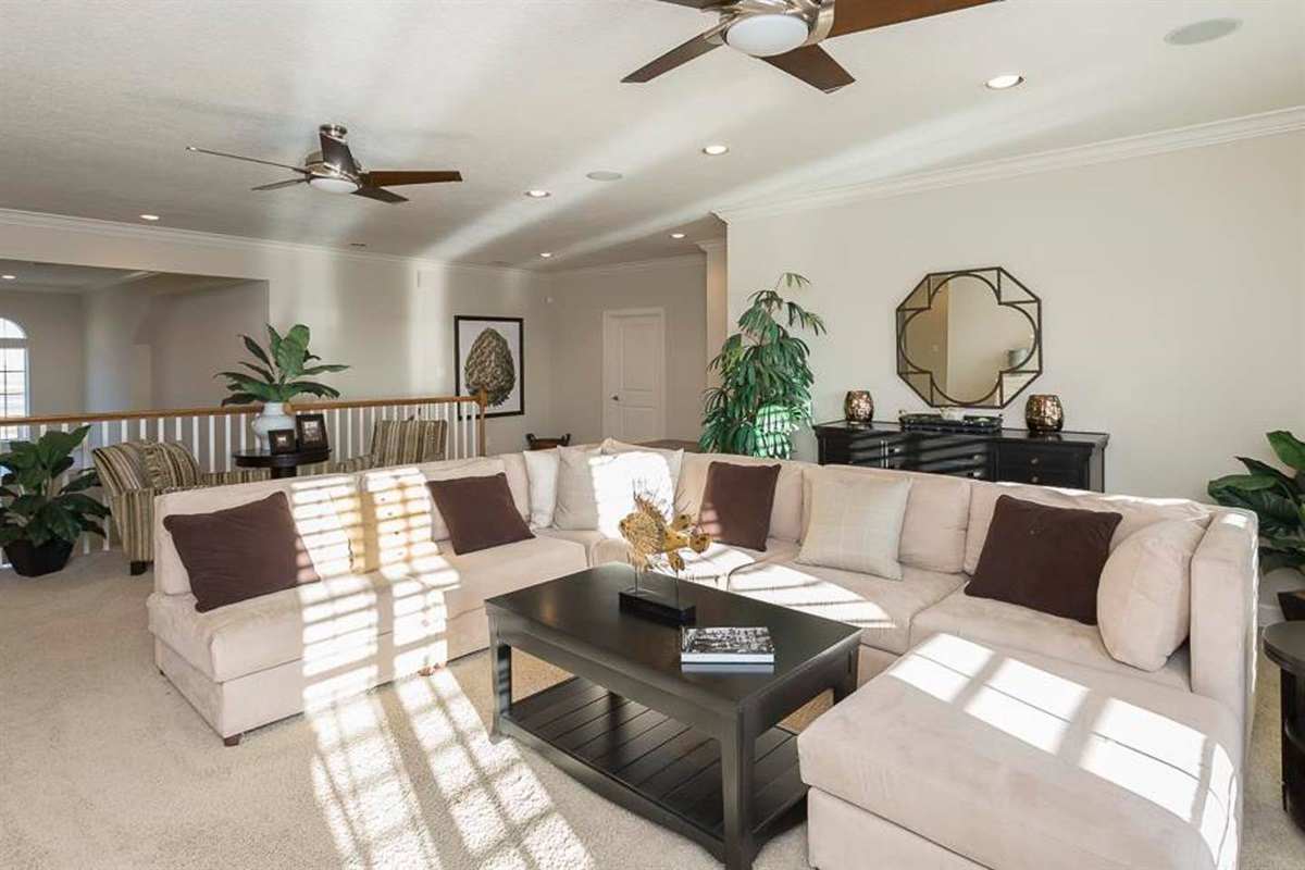 This Home has it All - Complete with a Second Living Area