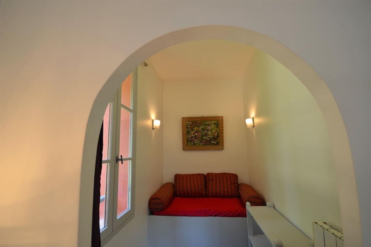 alcove de la suite(chambre 3)