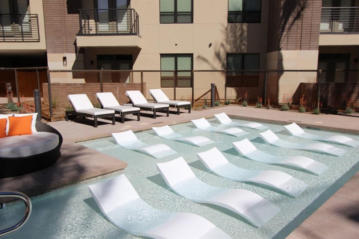 Resort Style Lounging