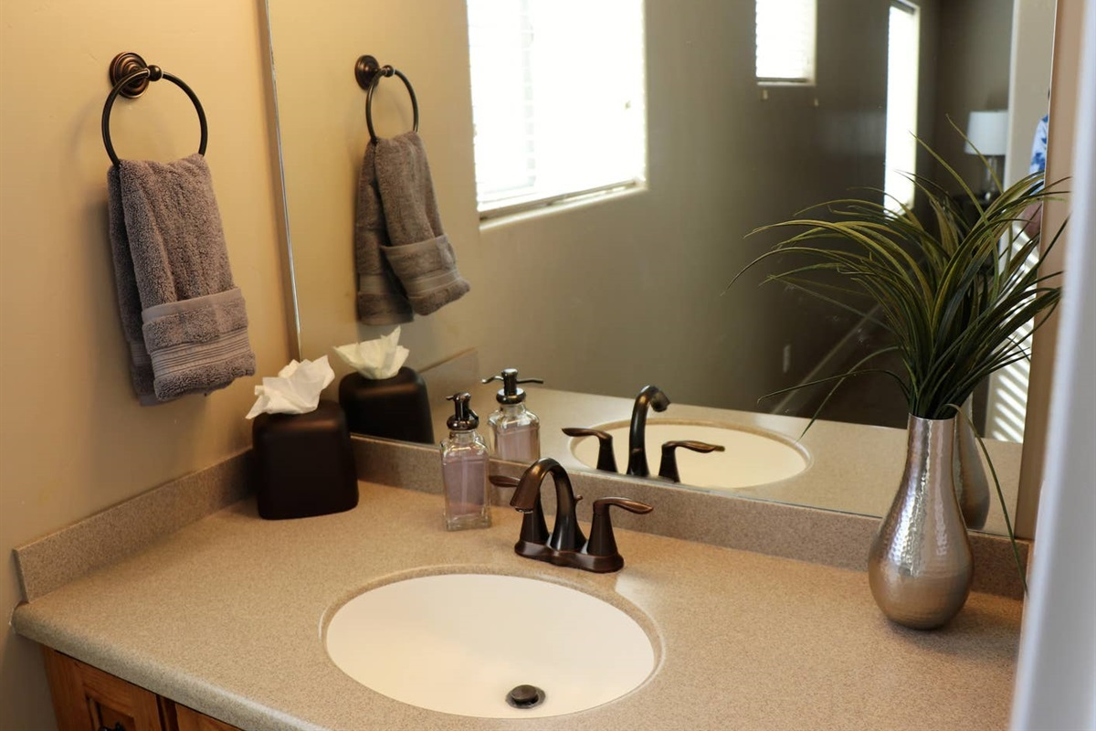 Master Suite Bathroom Vanity