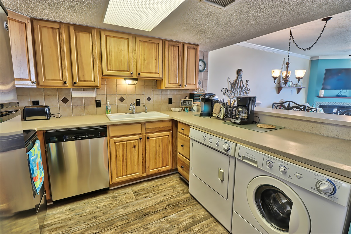 All Appliances including Washer Dryer