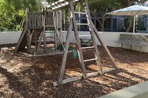Playground Next to Cabana Pool