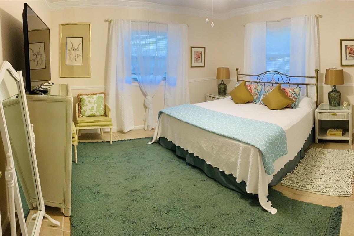 zweites Schlafzimmer King size