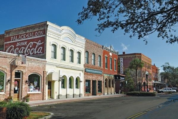 Downtown Fernandina Beach