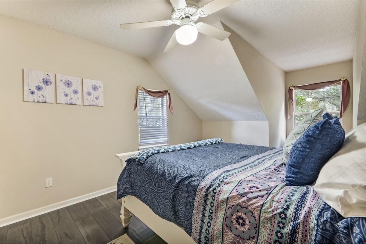 Queen Bed in #2