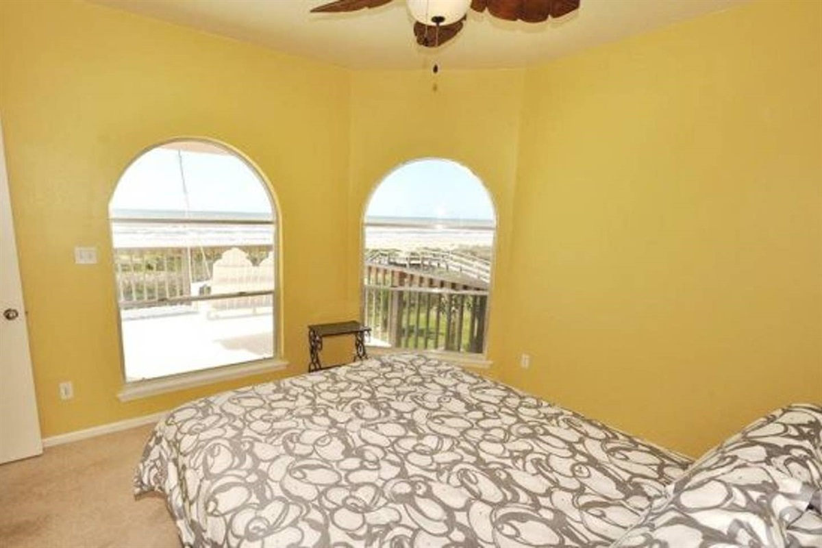 Guest Bedroom with Amazing View
