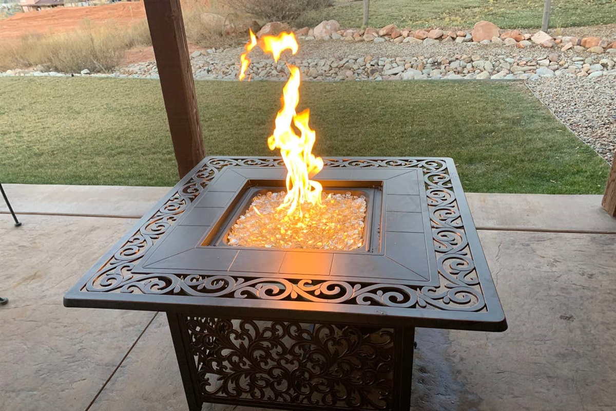 Private Fire Pit