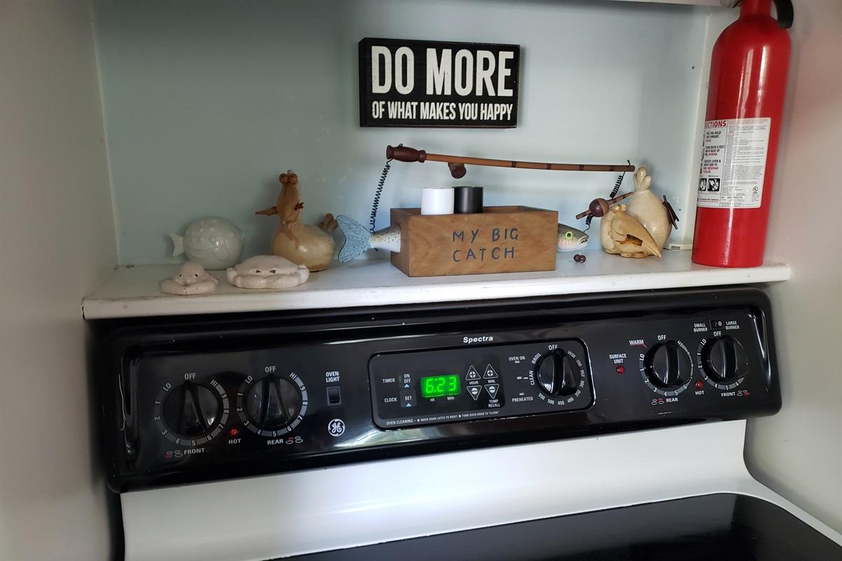 Stove/ Oven